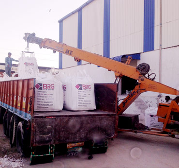 Biggest Exporter of Ceramine raw material from India